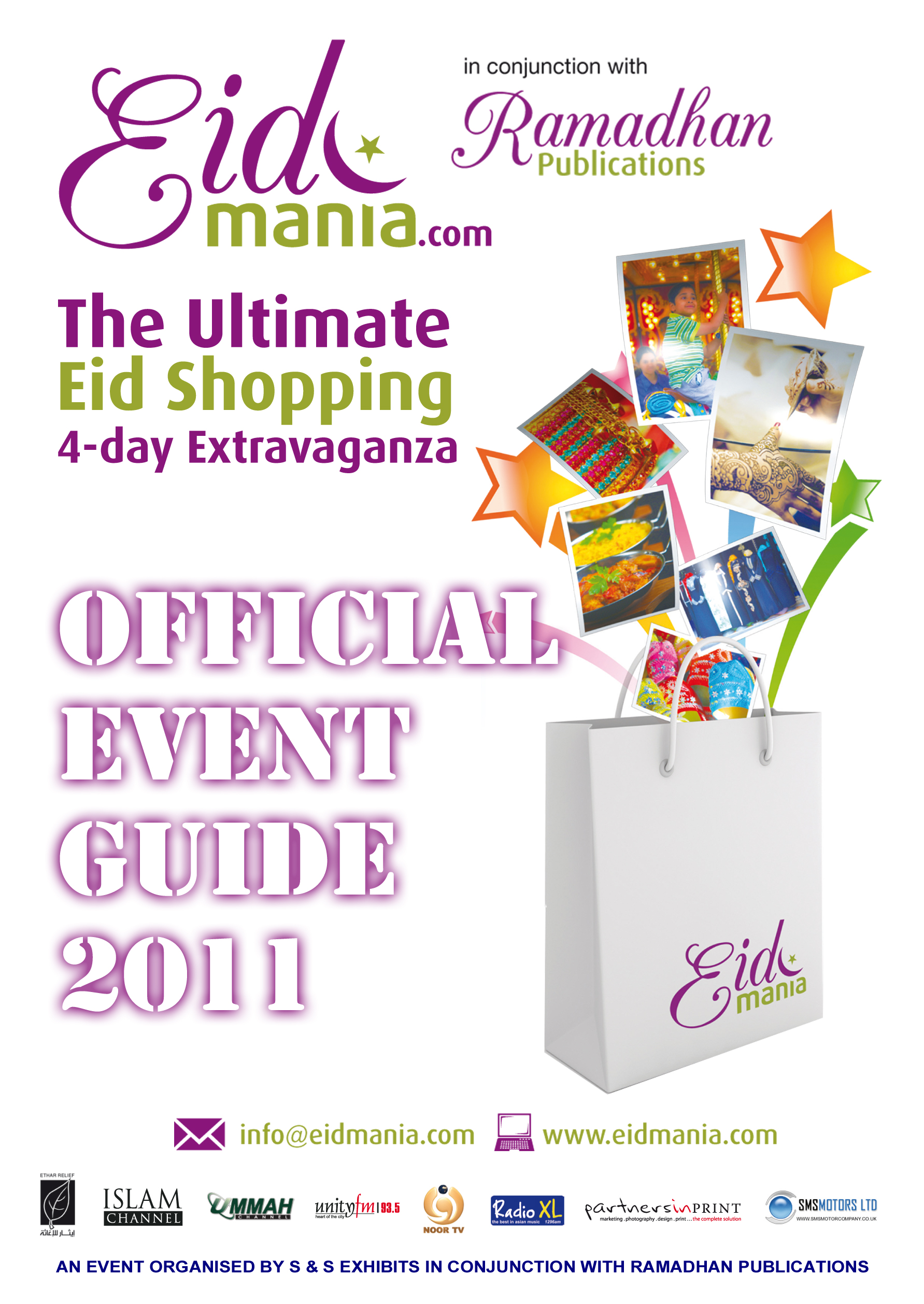 Eid Mania Event Guide